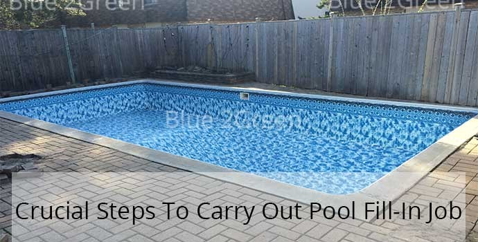 pool fill in service