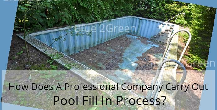 Concrete Pool Demolition – Swimming Pool Fill In, Removal