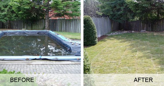 Guildwood Pool Fill In – Swimming Pool Fill In, Removal and ...