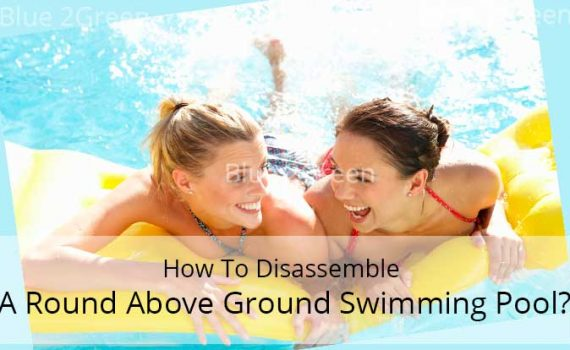 How To Disassemble A Round Above Ground Swimming Pool Swimming Pool Fill In Removal And